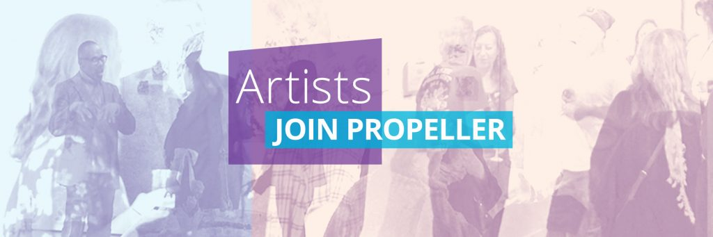 Artists Join Propeller