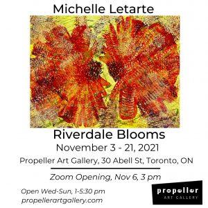 Riverdale Blooms | Michelle Letarte